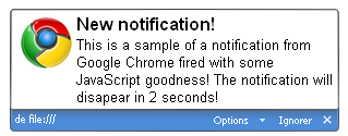 Google Wave Extension for Chrome